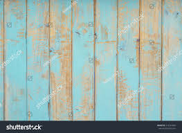 rustic wood rustic wood painted blue colour background stock photo 312241820