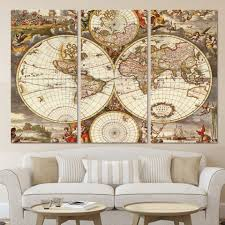 World Map Artwork by Popular Artwork World Map Buy Cheap Artwork World Map Lots From