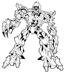 download megatron coloring pages ziho coloring