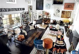 Living Room Styles Living Room Style Mario Testino U0027s Spectacular Design
