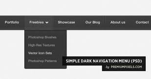menu design resources open source web design resources the design work