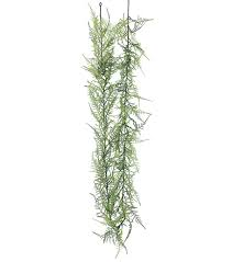 6 asparagus fern garland green joann