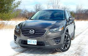 Suv Review 2016 Mazda Cx 5 Gt Awd Driving
