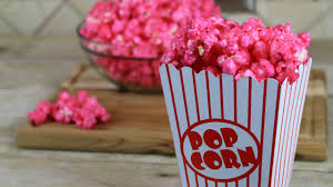 bubble gum popcorn how to make candy popcorn fun foods and