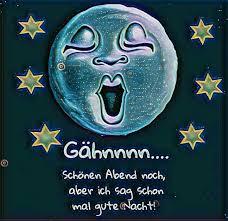 gute nacht sprüche guten abend und später eine gute nacht trotz alledem