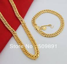 bracelet charm gold jewelry images Se692 fashion 24 carat gold colou chains jewelry sets design for jpg