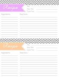 printable recipe cards template 27 free printable recipe card sets recipe cards card templates