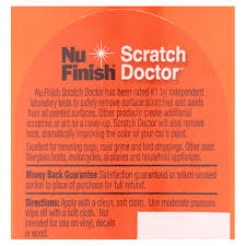 Nu Look Home Design Job Reviews Nu Finish Scratch Remover Walmart Com