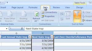Preventive Maintenance Spreadsheet Fleet Maintenance Software Inspections And Permits Last And Next