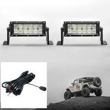 Led Light Bar Truck 5d 7 Inch Off Road Led Light Bar Cree Led 36w 60 Degree Flood Beam