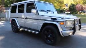 mercedes for sale by owner 2008 mercedes g500 g wagon for sale one owner silver low