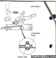 baja doodle bug mini bike 97cc 4 stroke engine manual adjusting the governor speed