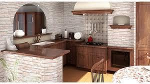quelle couleur dans une cuisine quelle couleur pour une cuisine rustique maison design bahbe com