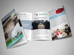 memorial u0026 funeral services brochure template mycreativeshop