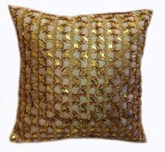 dainty home decorative sequins throw pillow by daintyhome on etsy