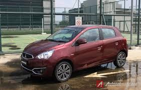 mitsubishi indonesia preview mitsubishi mirage facelift 2016 indonesia autonetmagz