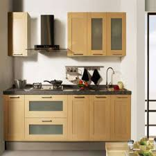 elegant l shaped solid wood kitchen cabinets latest malaysia style