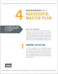 definition of floor plan 4 masterstrokes to a successful master plan forrec