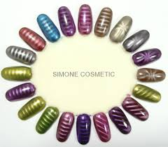 magnetic nail art color chart china manufacturer product catalog