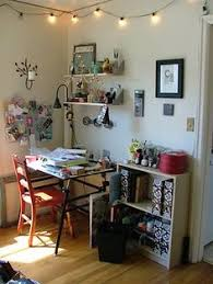 small studios this is doable right an art studio with minimal stuff in a small