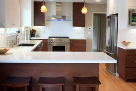 Easy To Clean Kitchen Backsplash Caesarstone Quartz Countertops Are Not Only Gorgeous They U0027re Easy