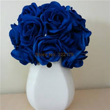 wedding flowers royal blue blue flowers for wedding centerpieces blue flower centerpieces for