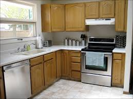 Refinishing Kitchen Cabinets With Stain Kitchen Refinishing Kitchen Cabinets Without Sanding How To