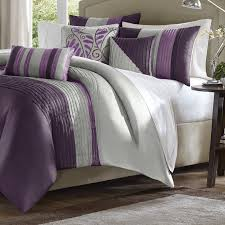 Madison Park Duvet Sets Purple Comforter Sets Purple Bedroom Ideas