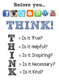 Think Before You Text Your - think before you post anna independent schools