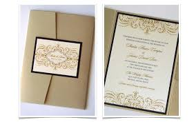 pocketfold wedding invitation kits afoodaffair me
