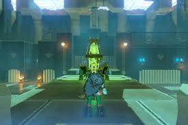 breath of the wild guide daqo chisay shrine walkthrough and