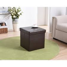 simpli home avalon tanners brown storage ottoman f 07 the home depot