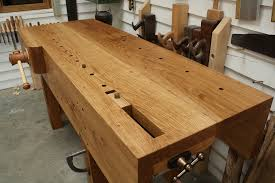 Woodworking Bench Top by English Workbench Designs The Nicholson
