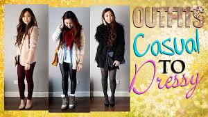 winter autumn casual smart casual dressy mini