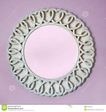 15 collection of round shabby chic mirror mirror ideas
