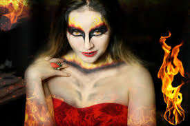 Queen Of Fire Nyx Face Awards Entry 2016 Chana Beauty Youtube