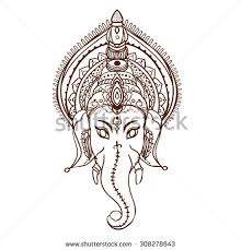 ganesha painting stock images royalty free images u0026 vectors