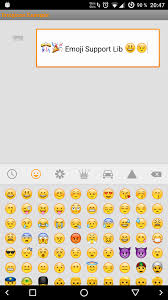 keyboard emojis for android github data5tream emoji lib emoji support library for android