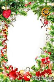 bright festive png frame photo frame psd template free