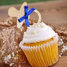 royal prince baby shower decorations royal prince cupcake topper