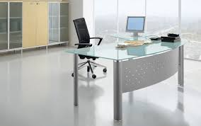 contemporary desk living room fascinating remarkable executive glass desks amazing