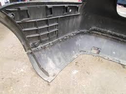 rear bumper cover blue graphite lc5f sedan vw jetta mk5 05 09