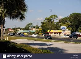 homosassa springs a small town in florida america usa stock photo