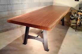 Table Salle A Manger Rustique by Wonderful Table Salle A Manger Bois Exotique 1 Table Salle