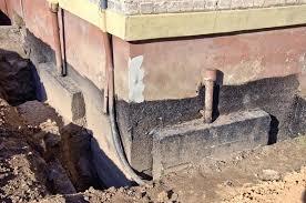 basement waterproofing foundation repair concrete repair drain