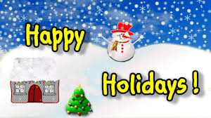 happy thanksgiving e cards happy holidays greeting ecard free happy holidays cards youtube