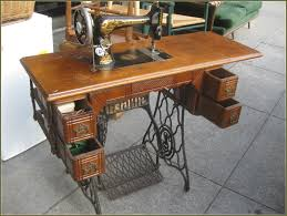 Singer Sewing Machine With Cabinet by Old Singer Sewing Machine Cabinets Home Design Ideas