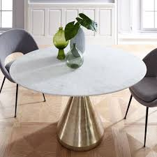 silhouette dining table oval west elm uk