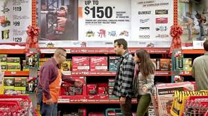 black friday no home depot ad home depot commercial youtube
