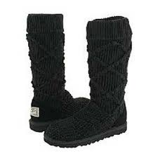 ugg boots sale official website 100 true boots ugg argyle crochet de malla black sale 39 58